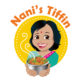 Studio Sabine - Illustraties | Logo merk Nani's Tiffin 99designs