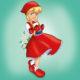 Studio Sabine - Illustraties & Ontwerp | Efteling Sprookjesboom Roodkapje
