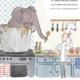 Studio Sabine - Illustraties & Ontwerp | Illustratie kinderboek olifantje