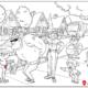 Studio Sabine - Illustraties | Kleurplaat voor Meld Misdaad Anoniem
