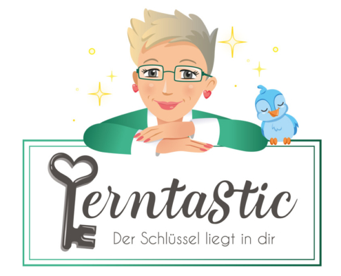 Studio Sabine - Illustraties | Logo ontwerp Lerntastic