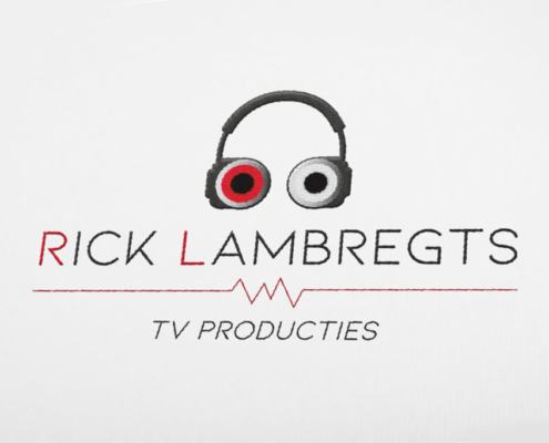 Studio Sabine - Illustraties | Logo Rick Lambregts TV Producties